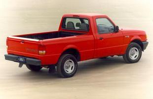 No início, capacidade de carga da Ranger era de apenas 650 kg