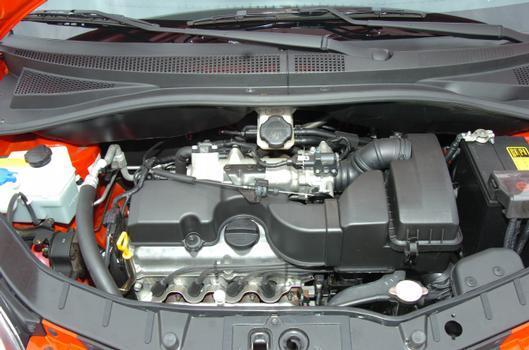 Motor 1.0 a gasolina proporciona bom desempenho no centro urbano