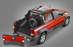 Fiat Strada Adventure Cabine Dupla