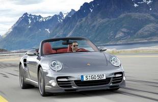 Novo Porsche 911 Turbo