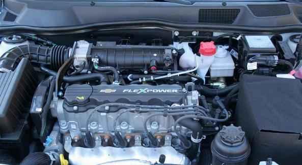 Motor 2.0 proporciona boa performance ao hatch