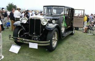 Daimler Double Six 1928