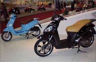 Scooters Romeo e Giuliette