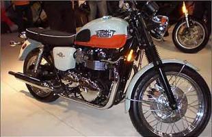 Triumph Bonneville 50 anos