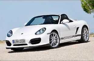 Modelo segue herança purista da Porsche
