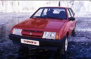 O Lada Samara representou uma revolução para a marca em 1984