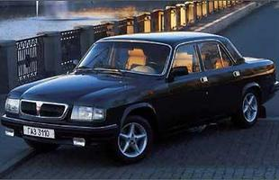Volga GAZ-3110 pós-2003 reestilizado