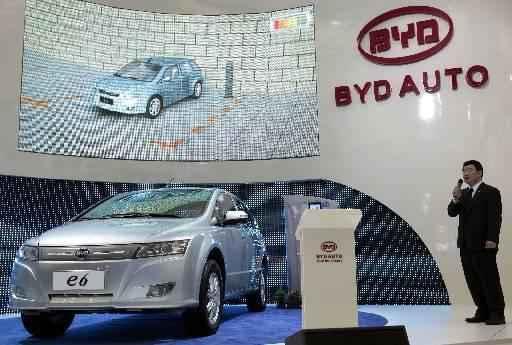 O gerente geral da chinesa BYD, Fred Ni, fala sobre o e6, o modelo completamente elétrico que será lançado neste ano nos EUA