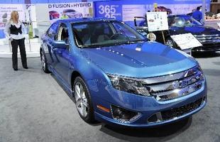 O Ford Fusion híbrido pode desembarcar no Brasil