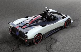 O motor central traseiro V12 7.3 foi preparado pela AMG para render 678 cv de potência e 79,5 kgfm de torque.