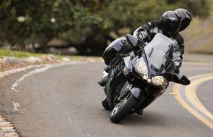 Para 2010 a moto ganhou controle eletrônico de tração
