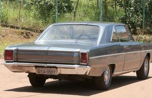 Dodge Dart Coupe Luxo 1973