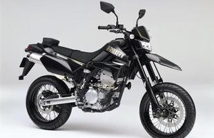 A moto é movida por um motor monocilíndrico com injeção eletrônica