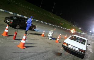 O evento de todas as quintas-feiras é um point para amantes da velocidade