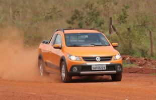 A versão com aparência off-road chega com um bom pacote de equipamentos para enfrentar a líder Fiat Strada