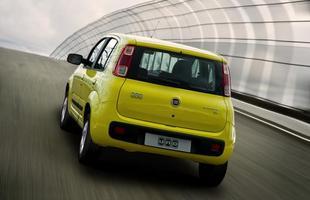 As cores alegres e chamativas lembram a paleta adotada pelo Fiat Palio em seu lançamento