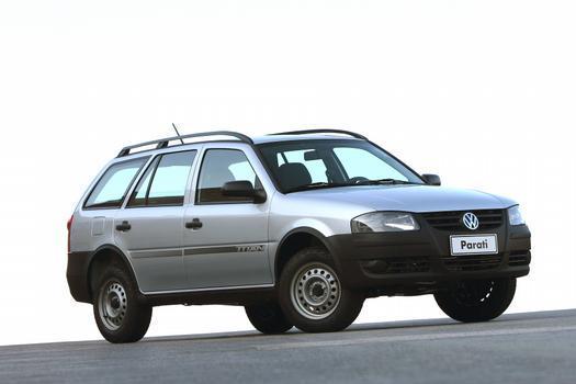 VW Parati Titan 2011