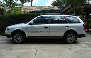 VW Parati Surf 2011