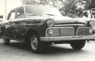 No fim de 1962. chegou o Aero Willys 2.600, com linhas retas e motor mais potente