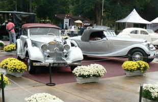 Mercedes-Benz 380K 1933 (E) e 320 Maihem 1938