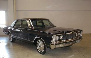 Modelo foi referência em veículos de luxo no Brasil