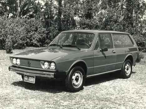 Variant sai de linha em 1981 para dar lugar à Parati, que chegara no ano seguinte