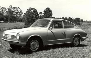 Modelo dava um toque de esportividade à linha Volkswagen dos anos de 1960 e 1970