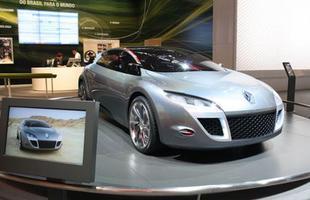 Carro conceito da Renault é totalmente funcional