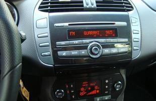 Sistema de som aceita arquivos em formato mp3 já é de série