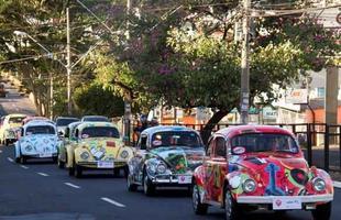 Fusca Parade em Ribeirão Preto