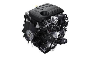 Motor Duratorq TDCi de 2.2 litros da Ford Ranger 2012
