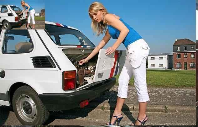 carros e mulheres
