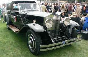Rolls-Royce Phantom II Brewster Newport