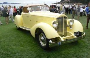 Packard 1934 Twelve Le Baron Runabout