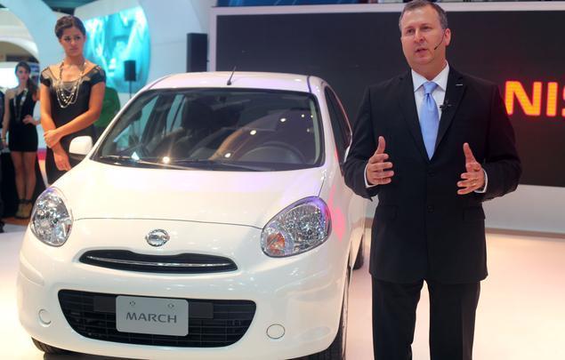Nissan lança March por a partir de R$ 27.790