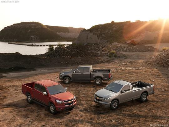 Nova S10 chegará ao Brasil em janeiro de 2012