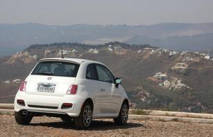 Fiat 500 Sport Air 1.4 16V 2012