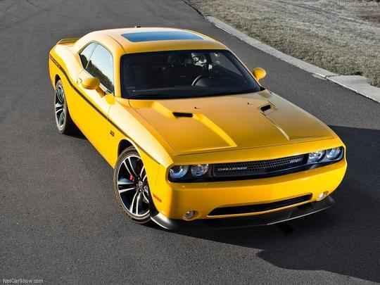 Challenger SRT8 392 Yellow Jacket e Charger SRT8 Super Bee são apresentados em Los Angeles