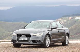 Audi A6 3.0 T Quattro é um bom exemplo de um modelo que incorpora pacote tecnológico de ponta, de para-choque a para-choque