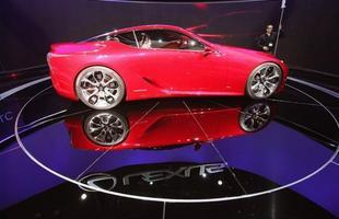 Conceito LF-LC, da Lexus