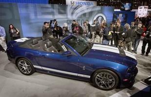 Mustang GT 500 conversível