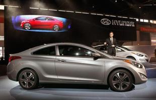 Hyundai Elantra Cupê