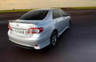 Toyota Corolla XRS 2013