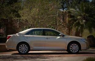 Novo Toyota Camry