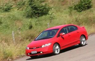 Honda Civic Si foi o carro mais rápido produzido no país