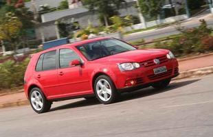 Volkswagen Golf GTi chegava aos 193 cv com gasolina de alta octanagem...