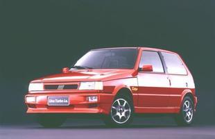 Fiat Uno Turbo foi o primeiro carro nacional turbinado originalmente de fábrica