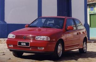 Gol GTi 2.0 16V 1995
