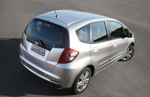 Honda apresenta a linha 2013 do Fit com algumas mudanças no visual e preços a partir de R$ 51 mil