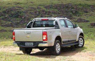 Chevrolet S10 LTZ 2.8 CTDI 4X4